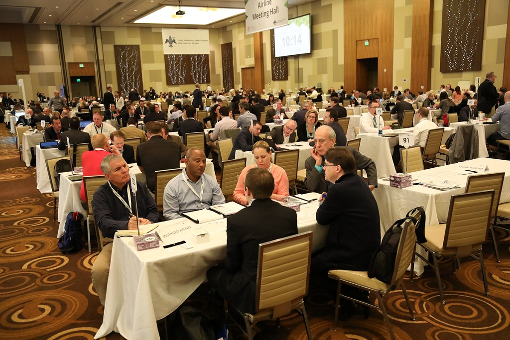 Stakeholder Meetings at Routes Americas 2017