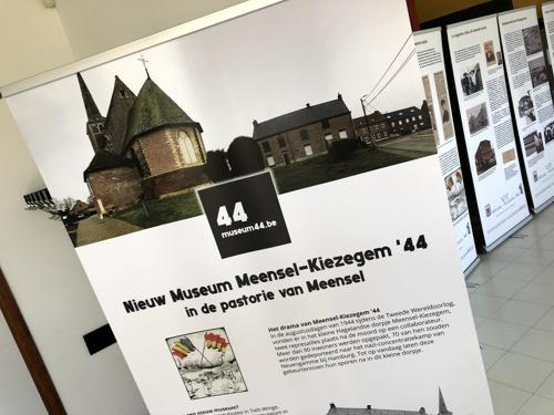 Museum44 herdenkt razzia's van Meensel-Kiezegem tijdens WOII
