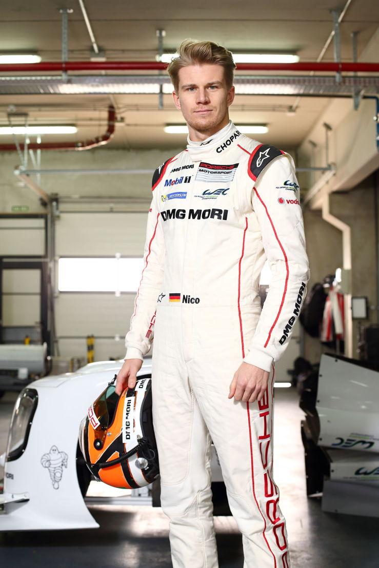 Nico Hülkenberg<br/>LMP1 #19