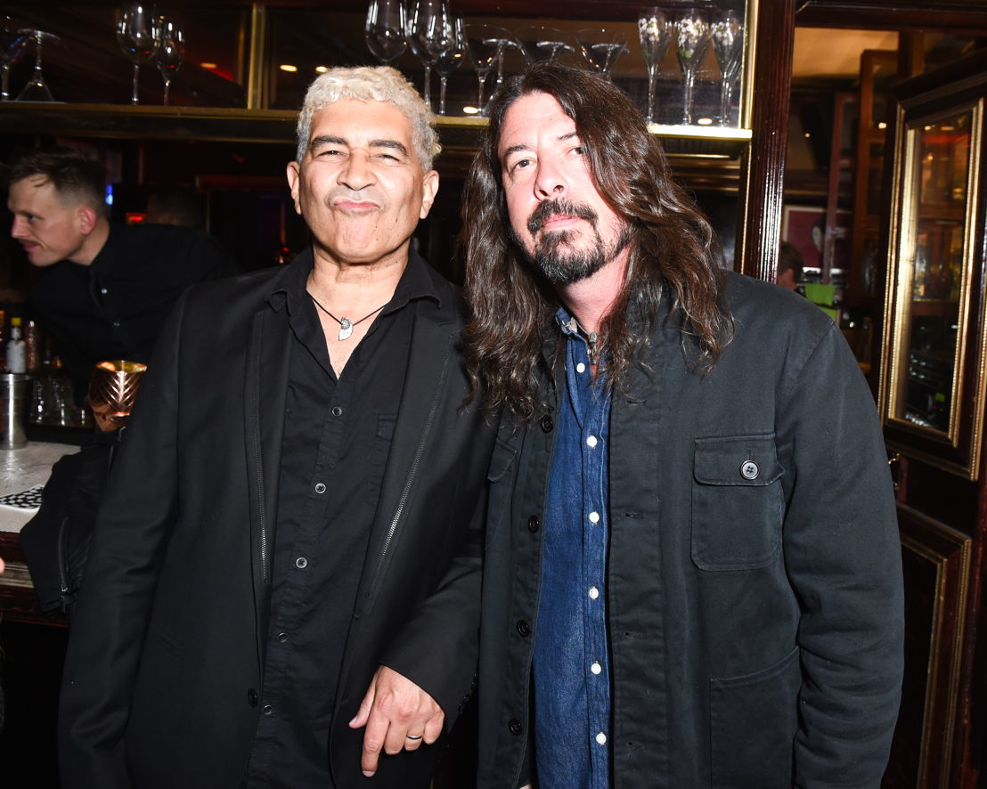 Pat Smear y David Grohl