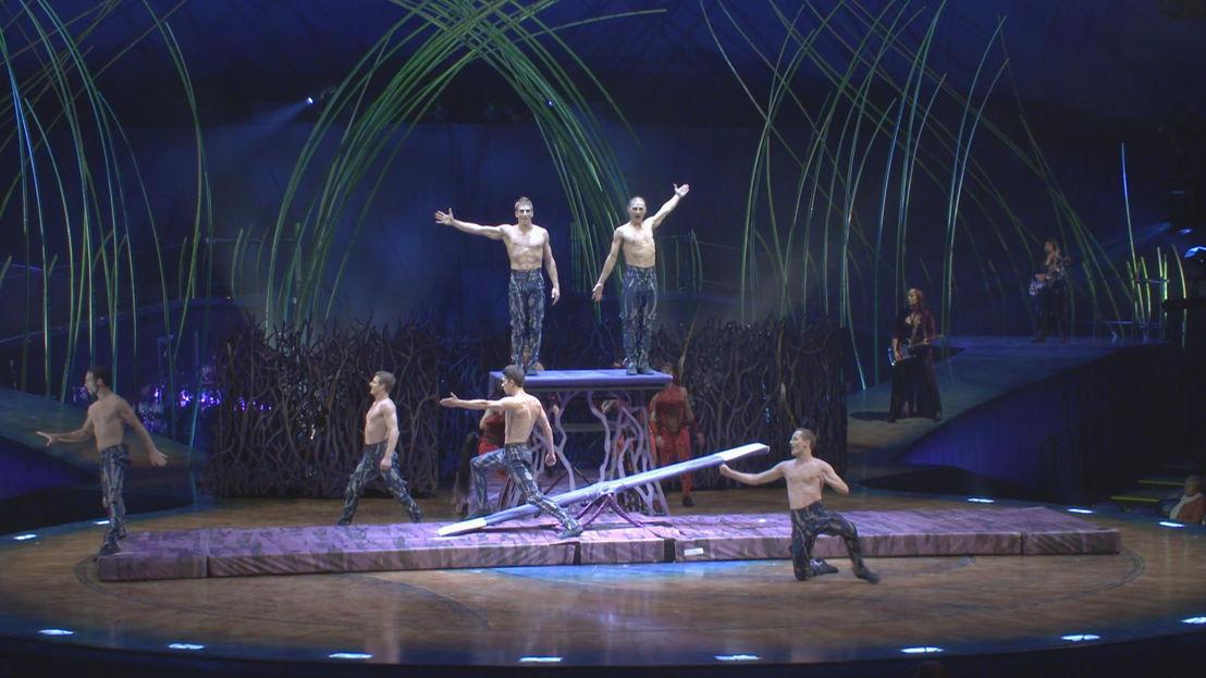 Wordt vervolgd: Cirque du Soleil - 1000 Zonnen<br/>(c) VRT