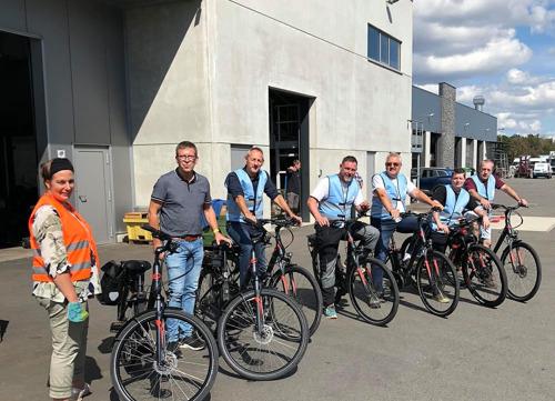 Semaine de la Mobilité 2020, CBC Banque & Assurance se mobilise avec Pro Velo pour faciliter l'adoption d'une mobilité plus douce dans les entreprises wallonnes