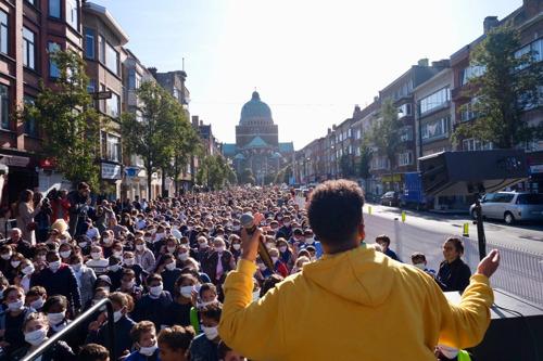 In het teken van de luchtkwaliteit in Brussel VO CITIZEN: EEN VLEKKELOZE WEEK VAN DE MOBILITEIT
