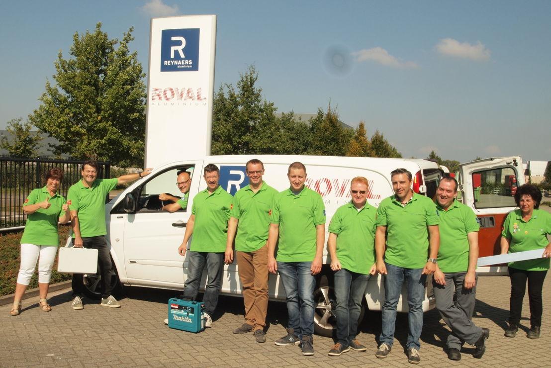 Reynaers - Roval MVO-dag 2014