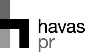 Havas PR Prague s.r.o. tisková konferenční místnost Logo