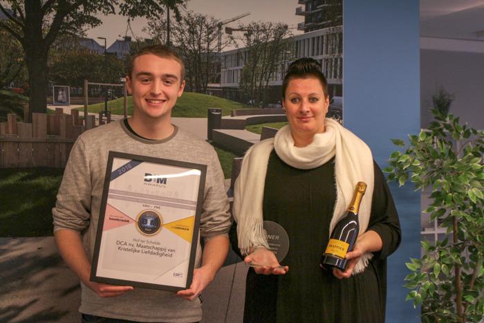 Kempens bouwbedrijf DCA wint BIM Award dankzij uitzonderlijke aanpak rond veiligheid