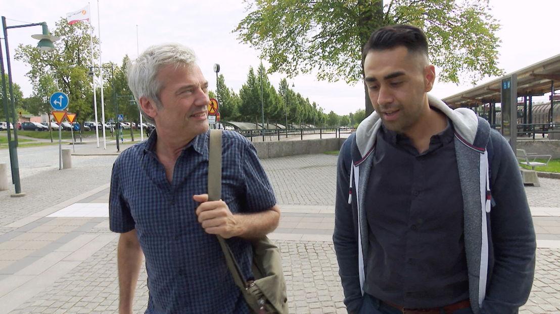 Aflevering 6: Jan en Mustafa Panshiri - (c) Warner Bros ITVP België