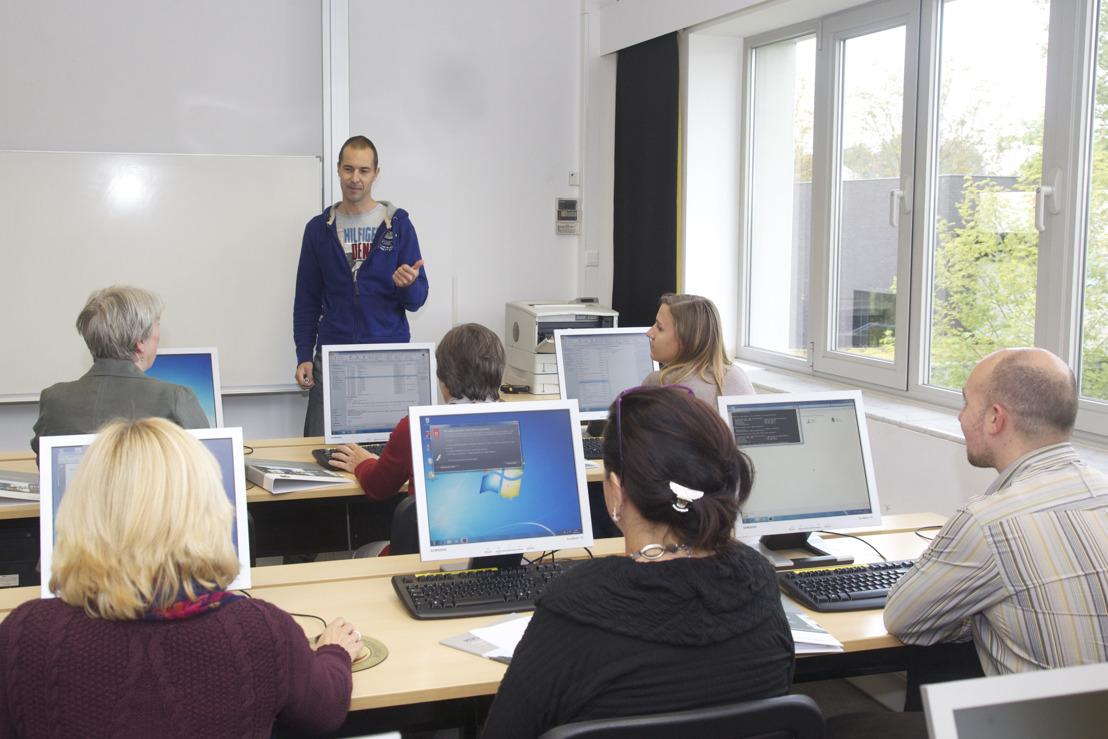 Opleidingscentrum provincie Vlaams-Brabant schakelt over naar digitaal leerplatform