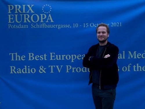 Albatros wint hoofdprijs Fictie op Prix Europa festival