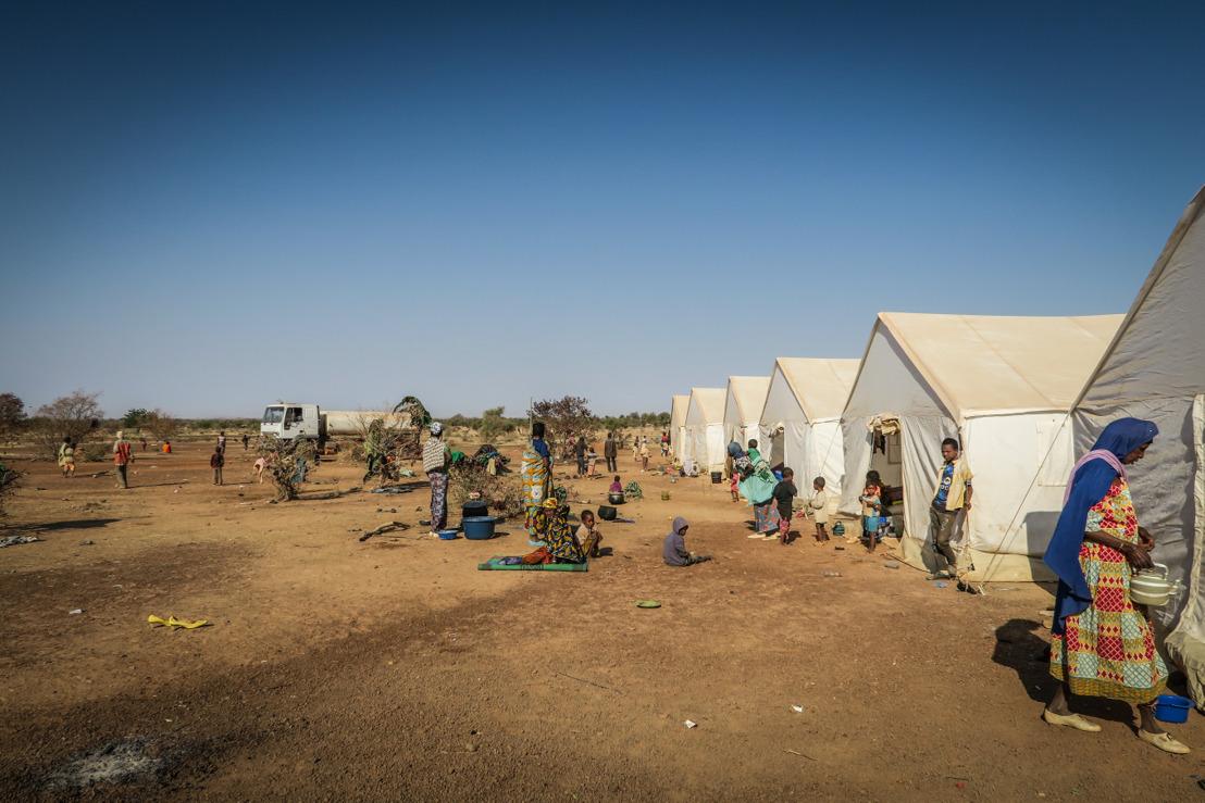 Burkina Faso: Tausende Menschen, die vor Gewalt fliehen, sind auf Hilfe angewiesen.