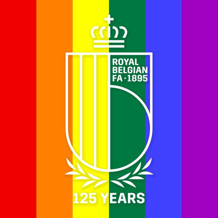 Preview: Football for All: dubbel zoveel voetbalclubs versieren in maart velden in regenboogkleuren