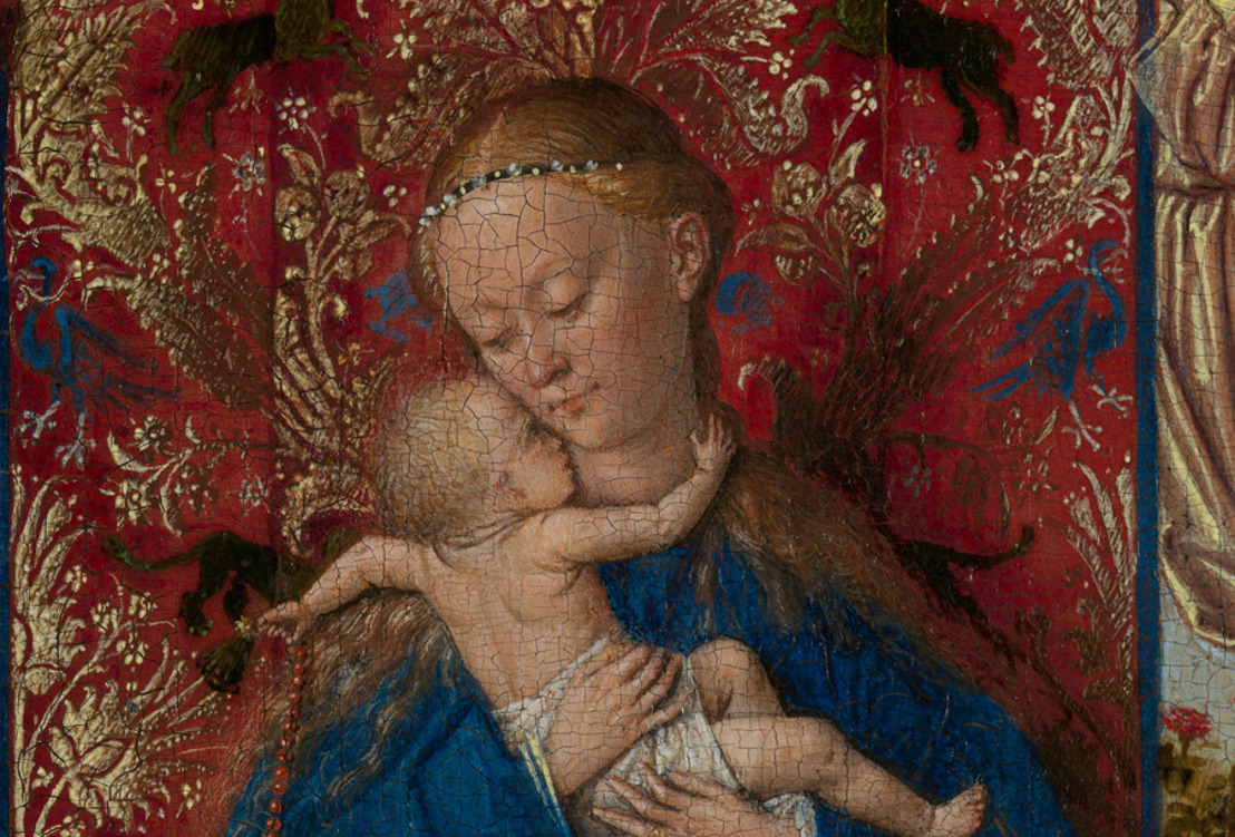Work by Jan van Eyck added to the Madonna Meets Mad Meg exhibition
