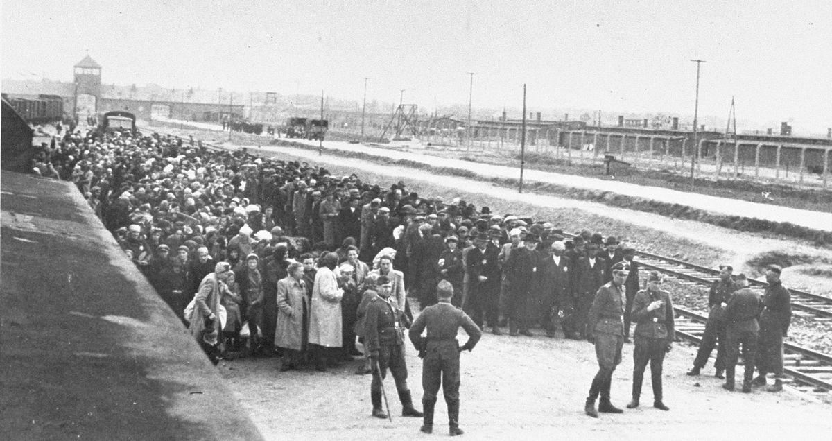 Auschwitz-Birkenau © USHMM