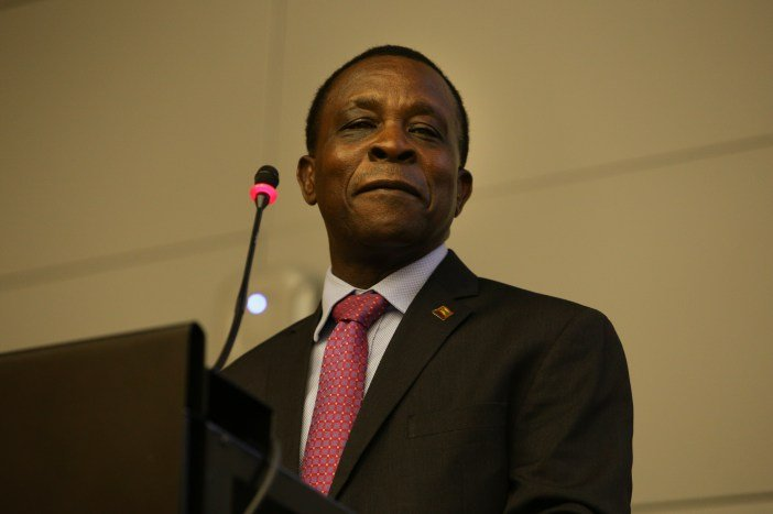 Prime Minister Mitchell delivers Keynote Address at Paris21 Annual Board Meeting
