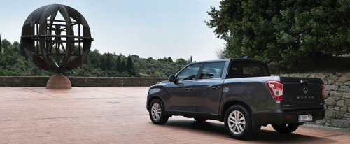 SsangYong Musso & Grand Musso