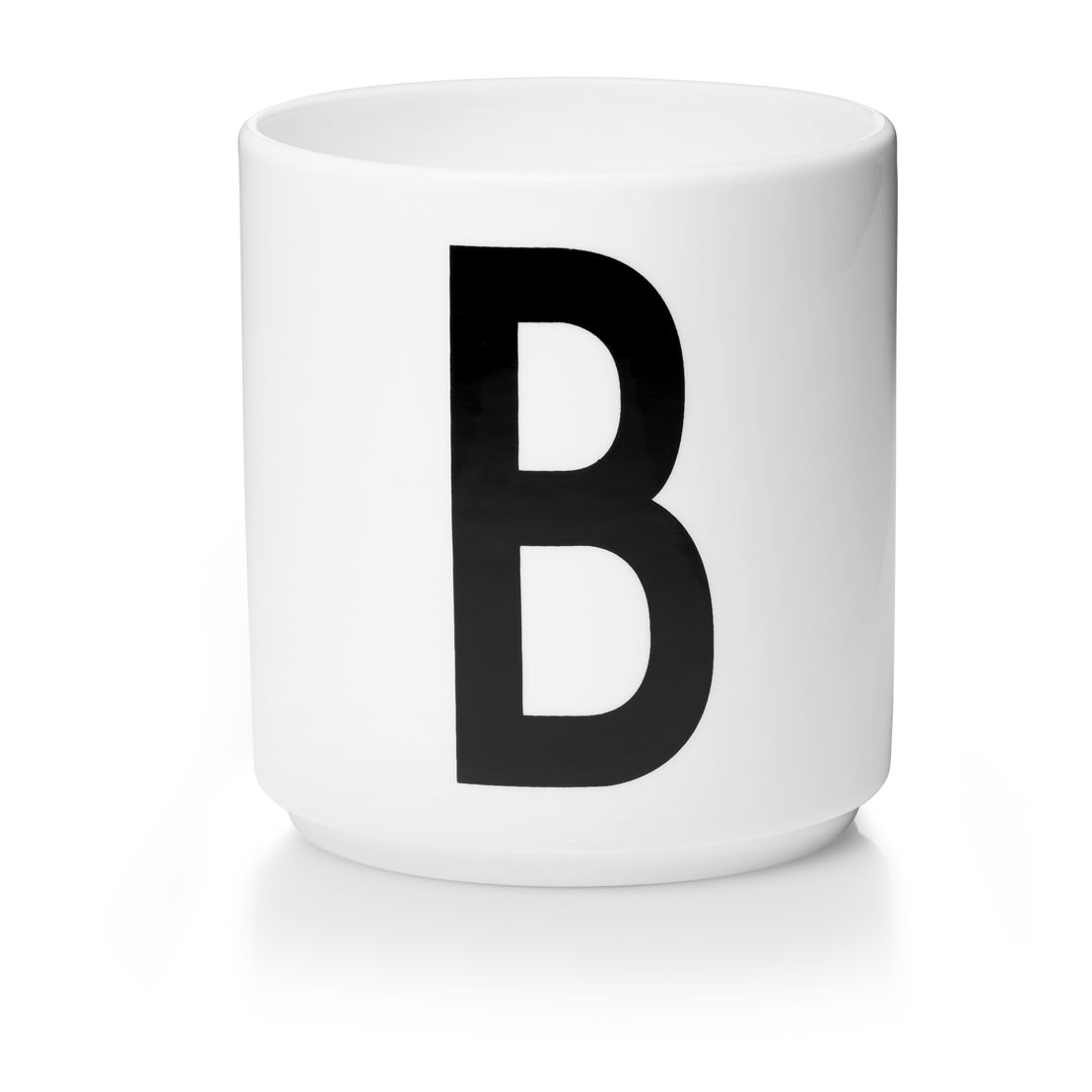 Design Letters Aj porseleinen mok - B €15,50