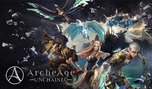ArcheAge: Unchained - gamigo announces new for-purchase version of their successful Fantasy MMORPG