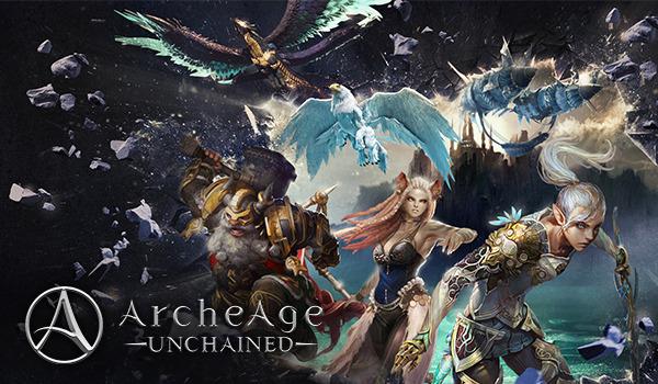 """Preview: ArcheAge erscheint als """"Unchained"""" in einer neuen Version"""