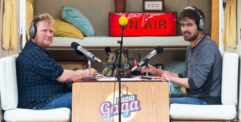 Radio gaga (c) VRT