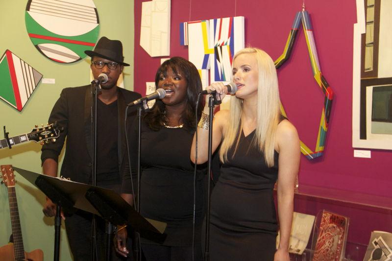 Background Singers (Photo Credits: Cosign Magazine)