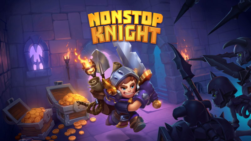 Nonstop Knight keyart