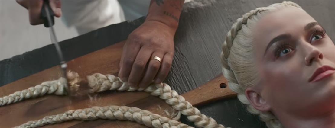 Belgisch productiehuis Caviar maakte nieuwste videoclip 'Bon Appétit' van Katy Perry