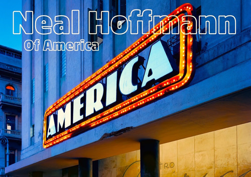 NEAL HOFFMANN to release his debut EP 'Of America'