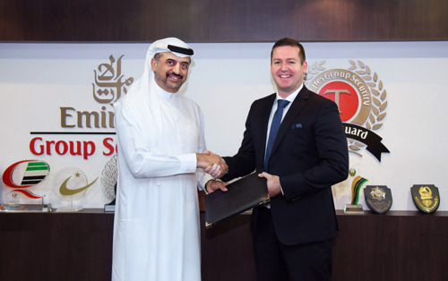 Emirates Group Security and IATA collaborate on Aviation Security Training
