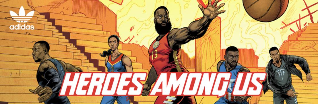 adidas y Marvel celebran a los héroes más poderosos del baloncesto con una nueva colección de calzado