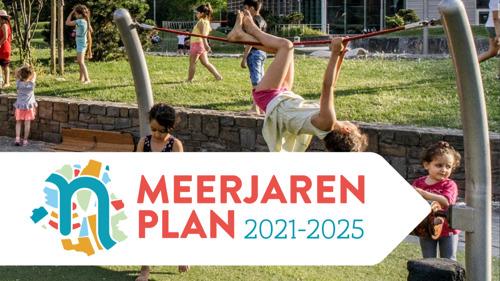 VGC-College stelt meerjarenplan 2021-2025 voor: Brussel maken we samen