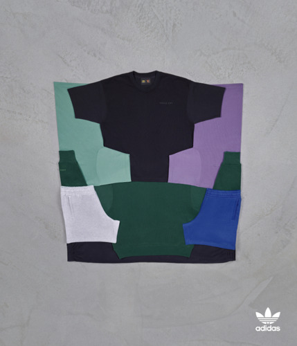 adidas Originals y Pharrell Williams presentan el segundo drop de Premium Basics Collection