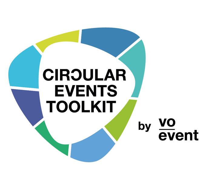 """De """"Circular Event Toolkit"""" van VO Event, een toolkit voor ecologisch verantwoorde(lijke) evenementen, gaat de testfase in."""