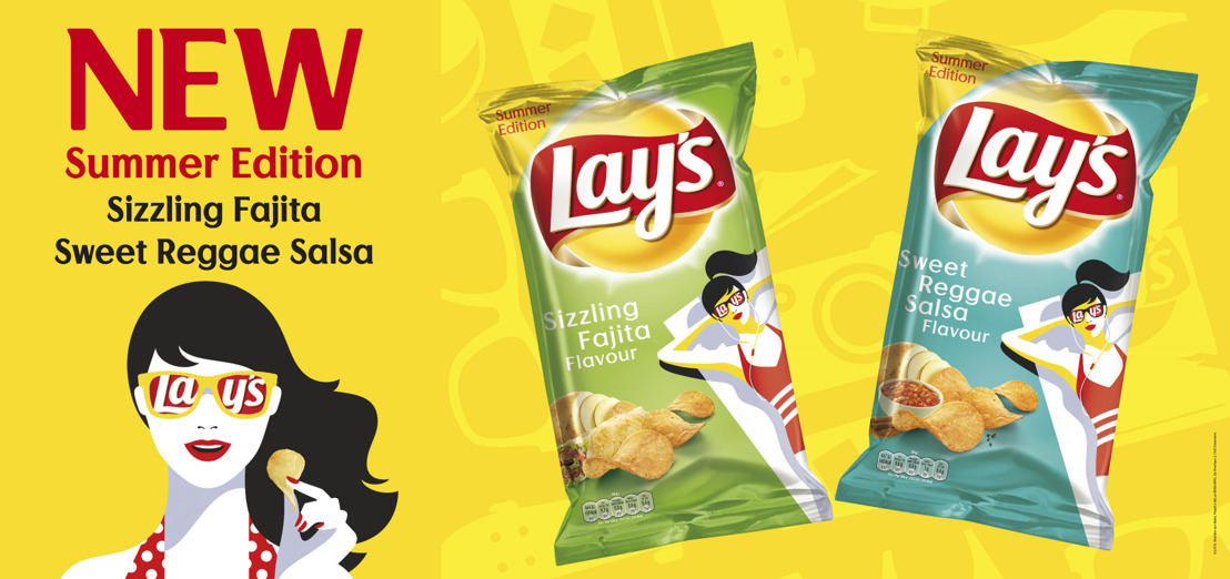 Nouveau : Lay's Summer Editions