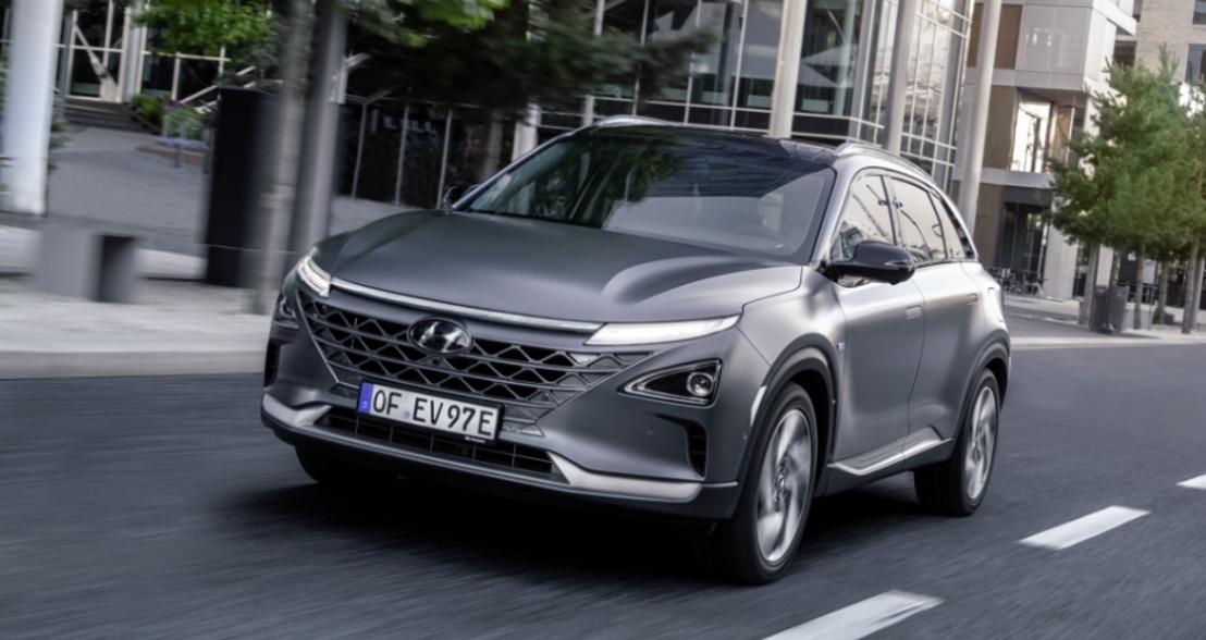 All-New Hyundai NEXO - il Future Utility Vehicle (FUV) di Hyundai
