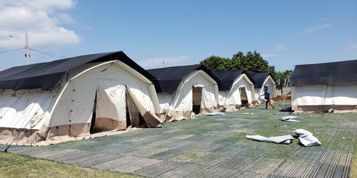 Propagation alarmante du COVID-19 en Haïti