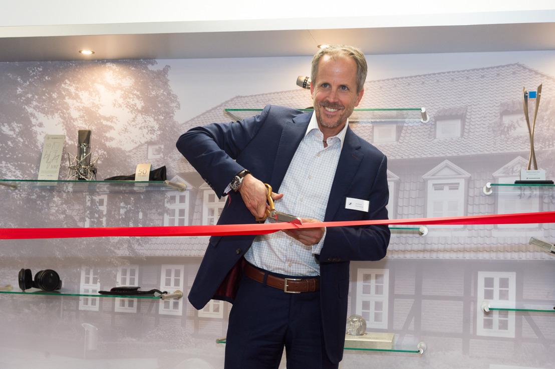 SENNHEISER OPENS NEW OFFICE IN MONTRÉAL, CANADA