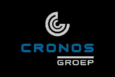 De Cronos Groep perskamer Logo