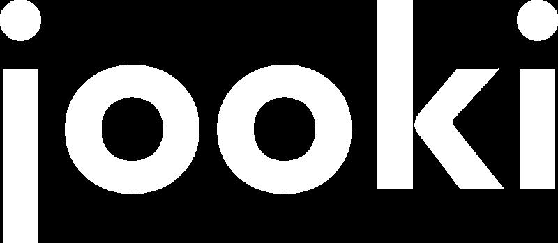 Jooki Logo - White - 300 dpi
