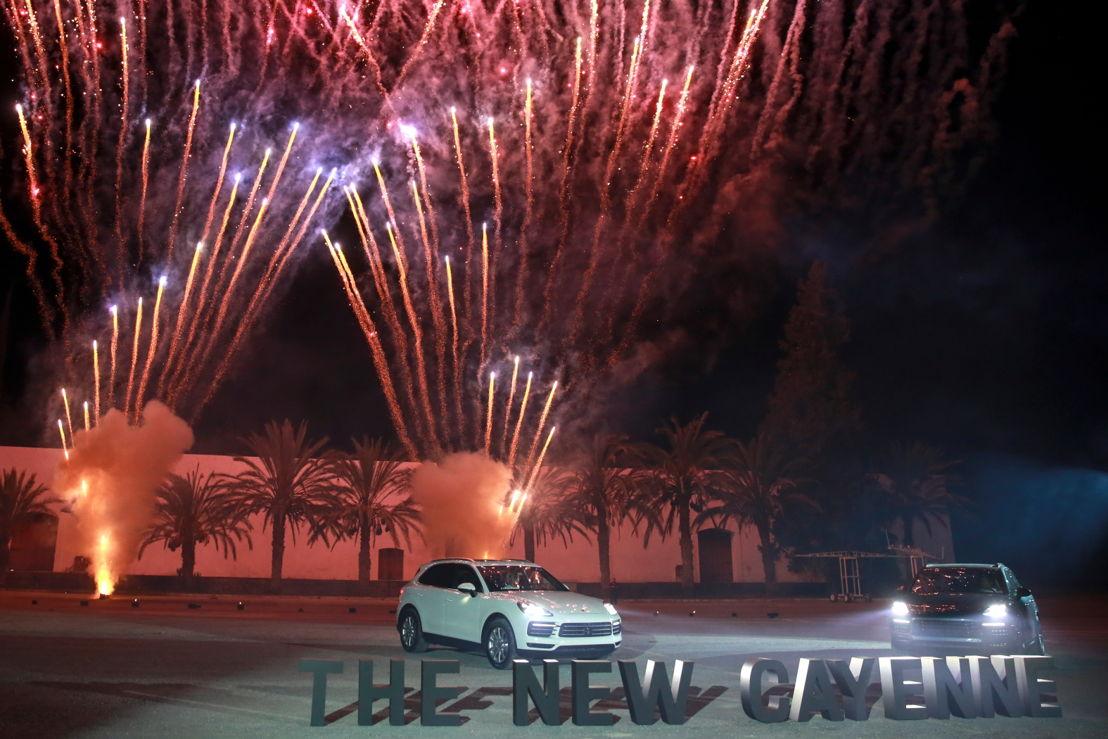 Espectacular la llegada del nuevo Porsche Cayenne a México