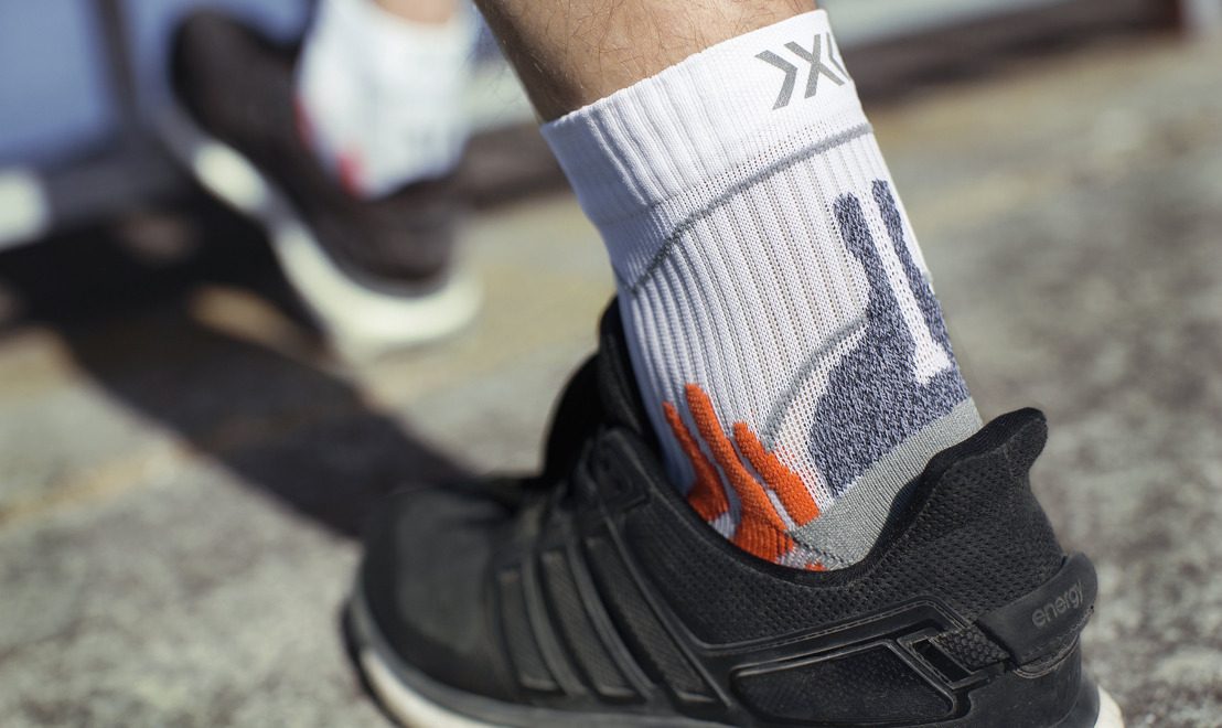 X-Technology Swiss sign groundbreaking partnership with INTERSOCKS at ISPO