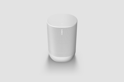 Sonos Move, el altavoz portátil más versátil para el verano, ahora en su versión Lunar White