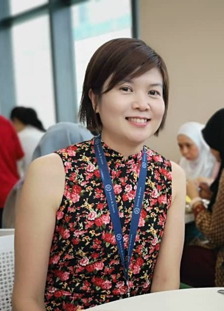 Pik Leng Chan, newly retired Systems Administrator