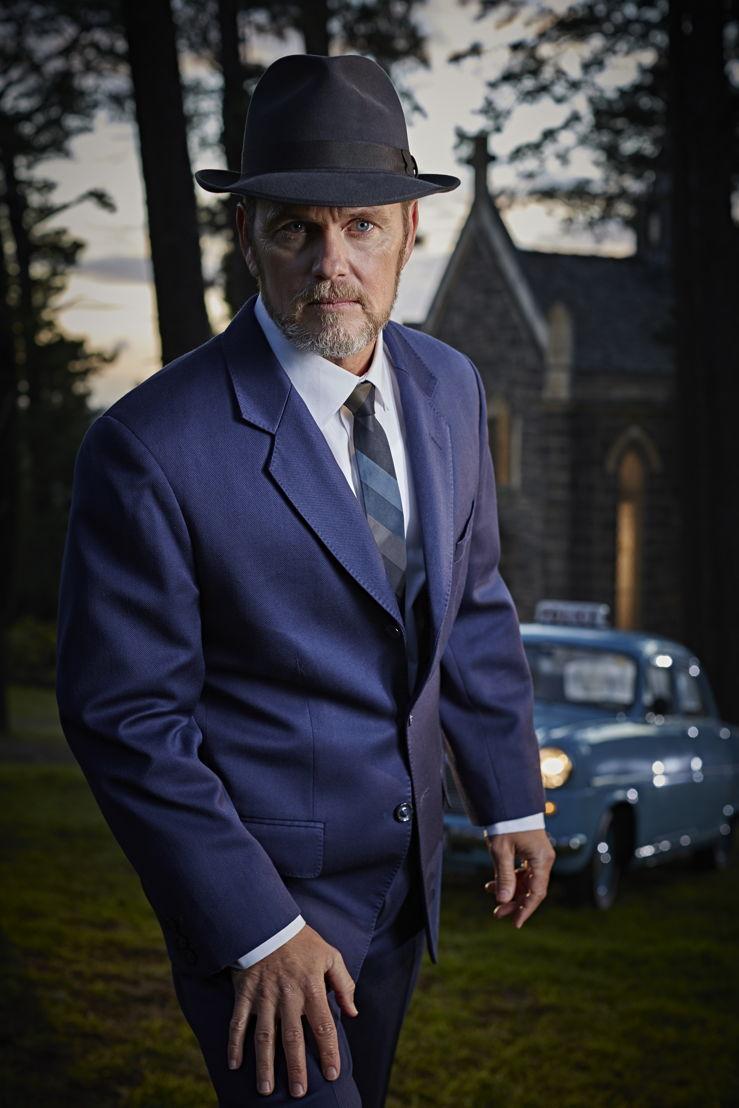 Craig McLachlan as Dr Lucien Blake