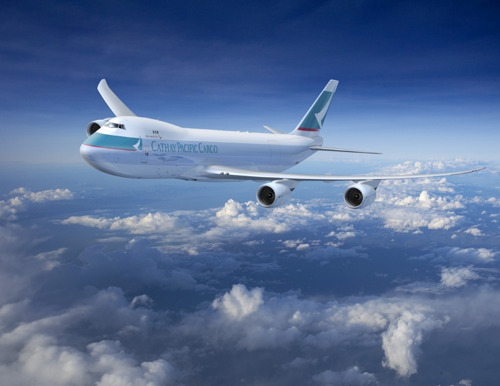 Cathay Pacific places order for 17 more new aircraft