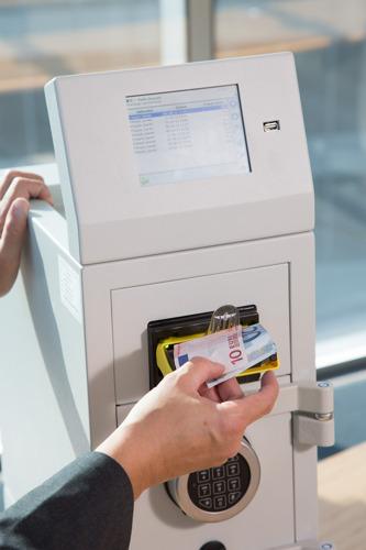 Grâce à CASH360 Same Day Value de G4S, les dépôts de cash des commerçants sont versés quasi instantanément sur leur compte