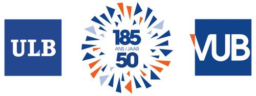 Gemeenschappelijke Academische Opening n.a.v. 50 jaar VUB en 185 jaar ULB in aanwezigheid van Koning Filip