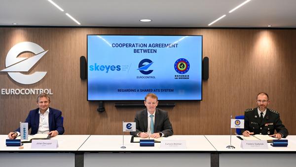 Preview: Tous les contrôleurs aériens civils et militaires utiliseront le même système pour gérer l'espace aérien belge