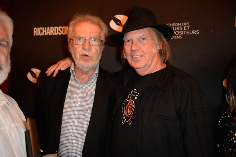 Stéphane Venne, Neil Young