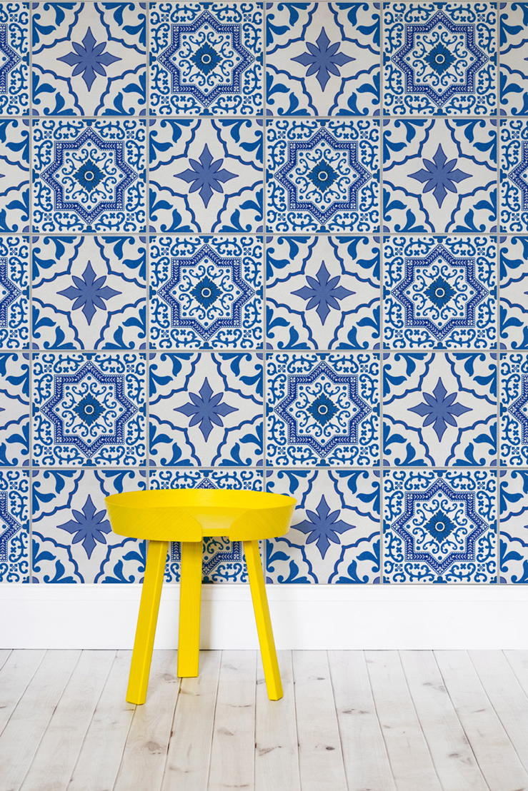 T is for Tile