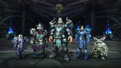 Состоялся выход обновления «Видения Н'Зота» для World of Warcraft!